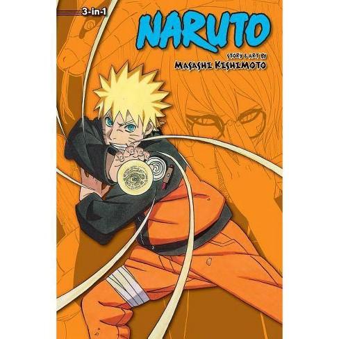 Naruto (3-In-1 Edition), Vol. 18 - by  Masashi Kishimoto (Paperback) - image 1 of 1