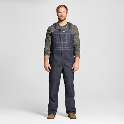 Dickies Men's Big & Tall Indigo Bib Overall