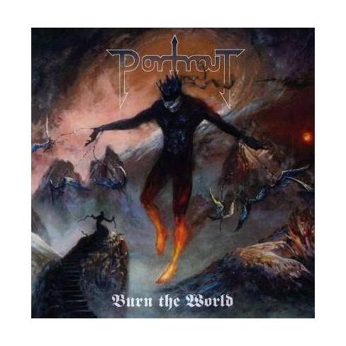 Portrait - Burn The World (CD) - image 1 of 1