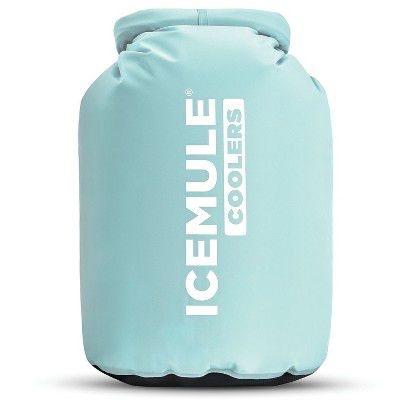 IceMule 1006 Classic Collapsible Portable Soft Sided Roll Top 20 Liter 18 Can Lightweight Insulated Waterproof Leak Proof Backpack Cooler Sling Bag