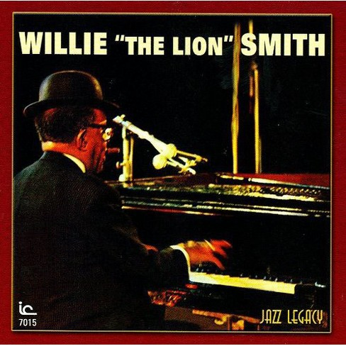 Willie smith - Lion (CD) - image 1 of 1
