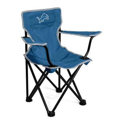 NFL Detroit Lions Toddler Outdoor Portable Chair