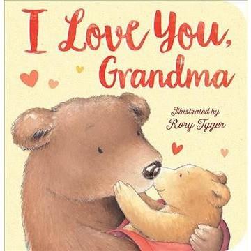 I Love You Grandma 10/15/2017