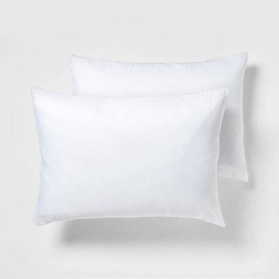 2 Pack Pillow Protector - White (Standard)- Room Essentials™