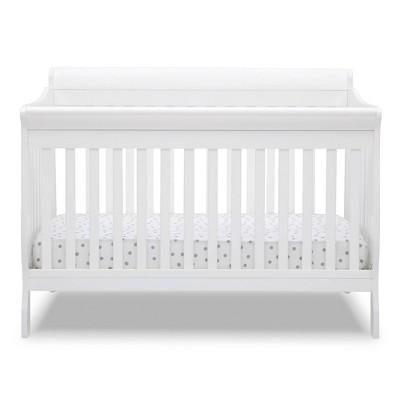 Delta Children Deluxe Canton 6-in-1 Convertible Crib