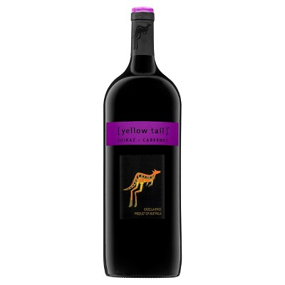 Yellow Tail Shiraz/Cabernet Red Blend Wine - 1.5L Bottle