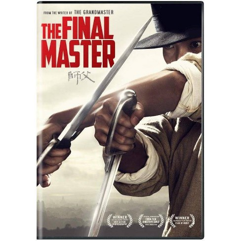 The Final Master (DVD) - image 1 of 1