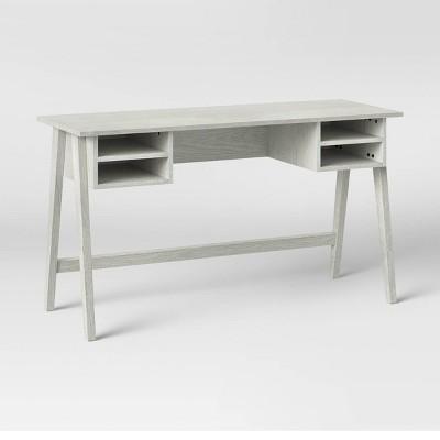 Paulo Executive Desk White Wash - Project 62™