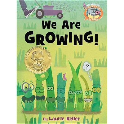 We Are Growing (Elephant & Piggie Series) (Hardcover) (Mo Willems)
