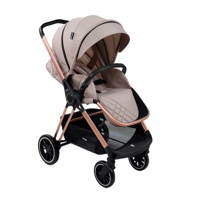 Your Babiie AM:PM Nude Victoria Full Size Stroller