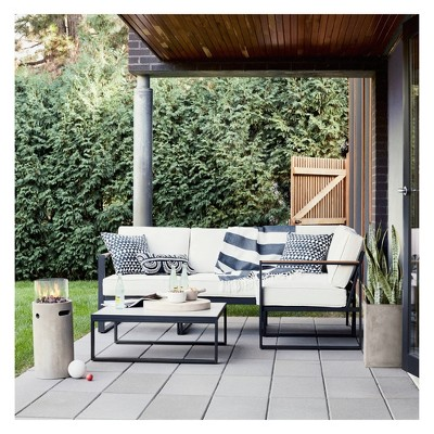 Henning Patio Sectional Conversation Set - Project 62™