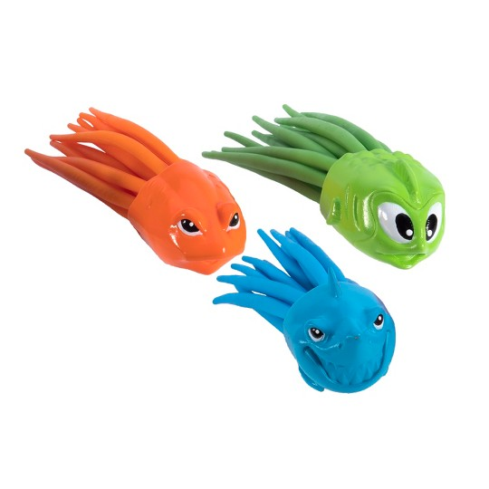 SwimWays SquiDivers, Pool Games and Toys image number null