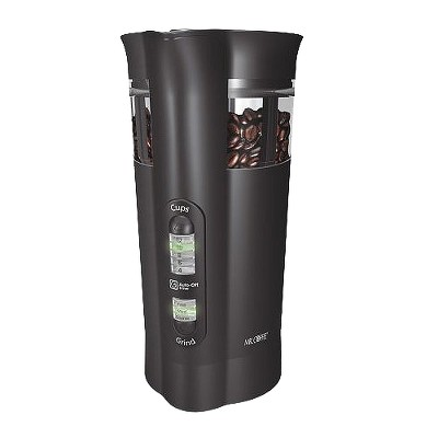 Mr. Coffee 12 Cup Electric Coffee Grinder - Black IDS77