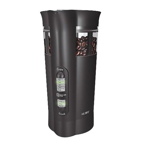 Mr Coffee 12 Cup Coffee Grinder Black Ids77 Target