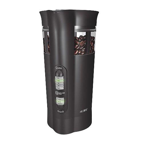 Mr. Coffee 12 Cup Electric Coffee Grinder - Black IDS77