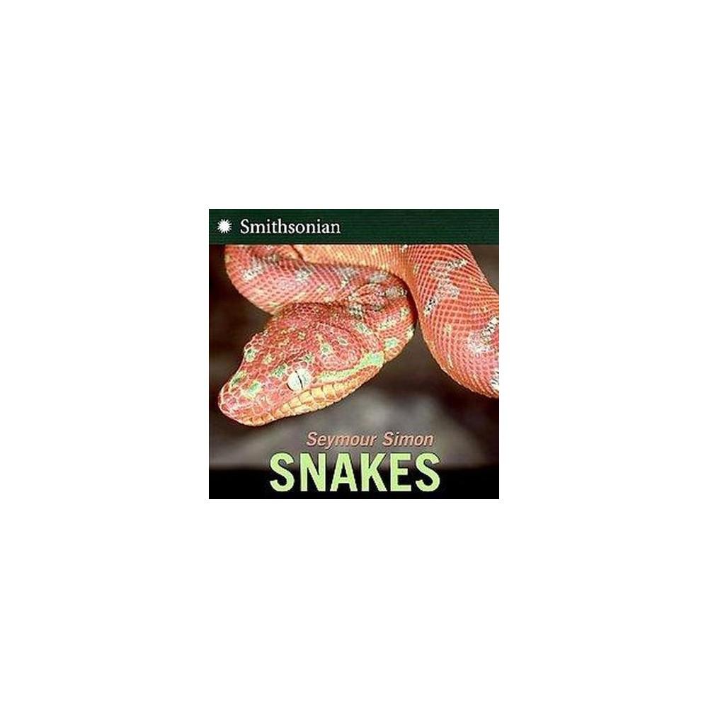 Snakes (Paperback) (Seymour Simon)