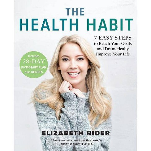 The Health Habit - by  Elizabeth Rider (Hardcover) - image 1 of 1