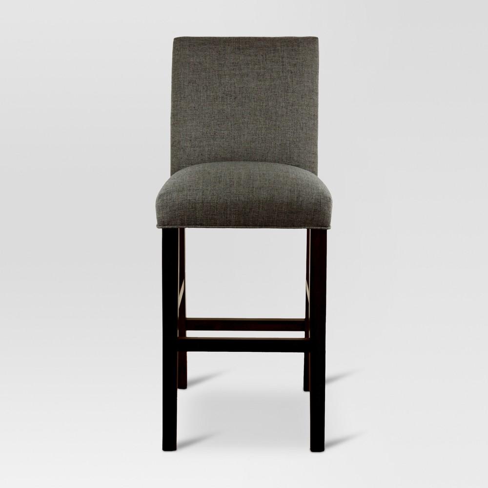 30 Parsons Barstool Gray - Threshold, Grey