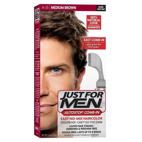 d5cca32b9e4 Just For Men AutoStop Men s Hair Color   Target