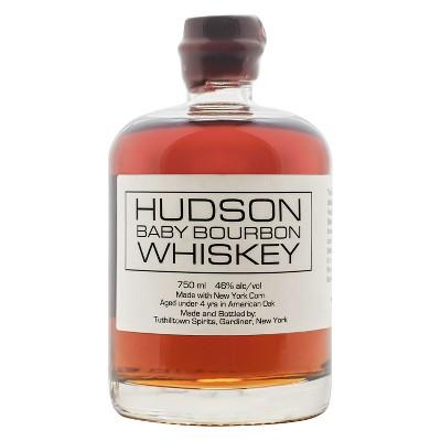Hudson Baby Bourbon Whiskey - 750ml Bottle