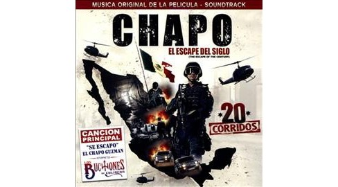 Various - Chapo The Escape Of The Century (CD) - image 1 of 1
