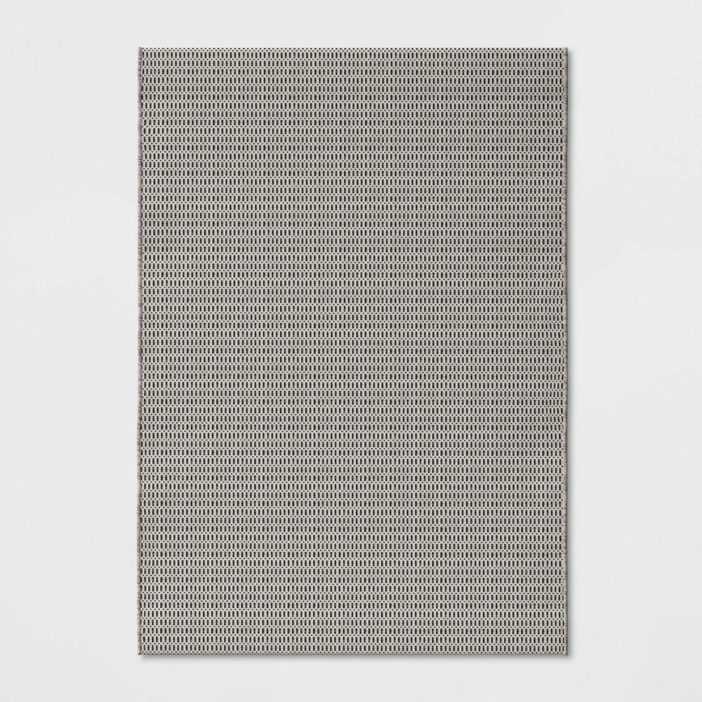 5 X 7 Resort Weave Outdoor Rug Gray Project 62 8482