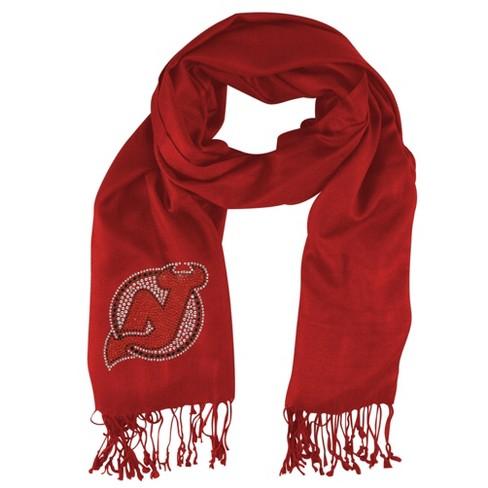 NHL New Jersey Devils Pashi Fan Scarf - image 1 of 1
