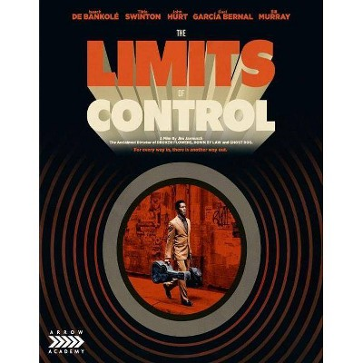 The Limits of Control (Blu-ray)(2019)