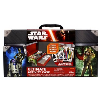 Star Wars Ultimate Activity Case - Multi-Colored