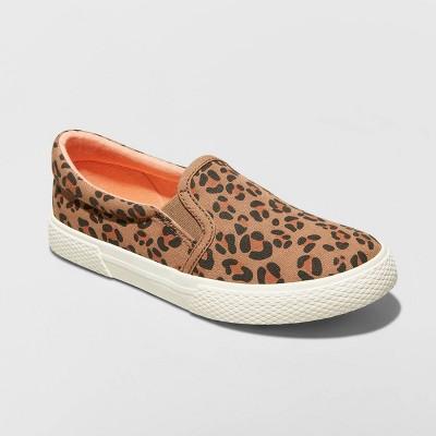 Girls' Mystique Sneakers   Cat &Amp; Jack Brown by Cat & Jack Brown
