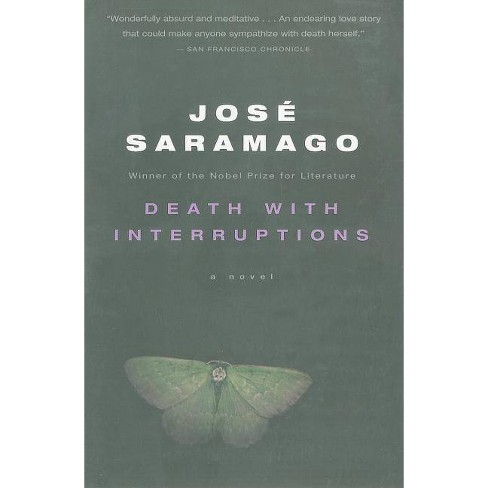 Death with Interruptions - by  Jose Saramago (Paperback) - image 1 of 1