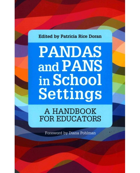 Pandas and Pans in School Settings : A Handbook for Educators (Paperback) - image 1 of 1