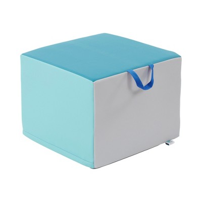 ECR4Kids SoftZone Cozy Cubes, Flexible Foam Seating