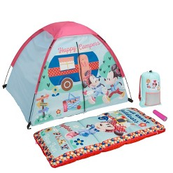 Disney Minnie Mouse Camp Kit 4pc