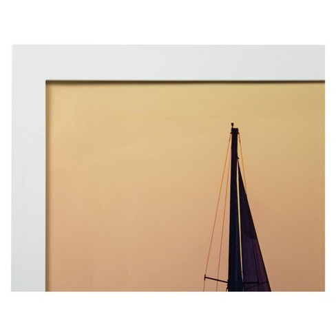 18x24 White Flat Large Wall Frame Gallery Perfect Target