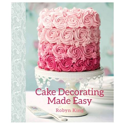 Books On Cake Decorating Techniques