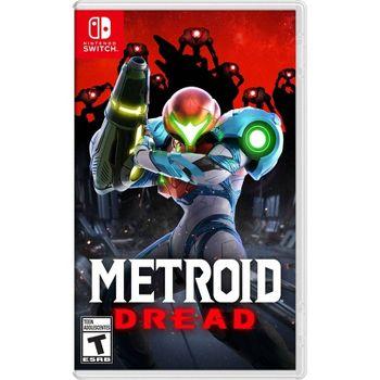 3 Switch Games (Metroid Dread, Mario Party Superstars & Ni no Kuni II)