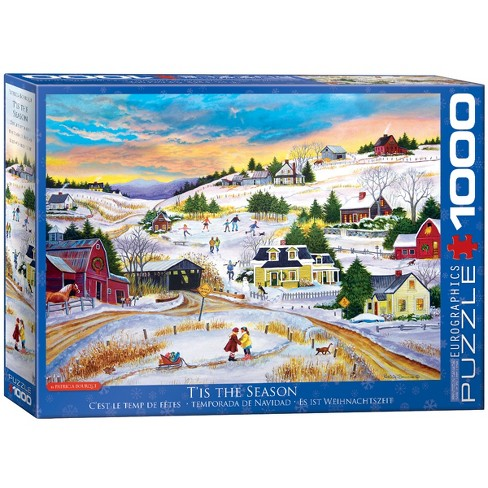 This is the Season by Patricia Bourque 1000pc Puzzle - image 1 of 1