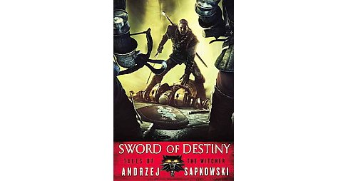 Sword of Destiny (Unabridged) (CD/Spoken Word) (Andrzej Sapkowski) - image 1 of 1