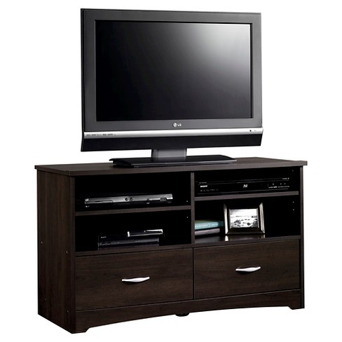 Beginnings TV Stand - Cinnamon Cherry - Sauder - image 1 of 1