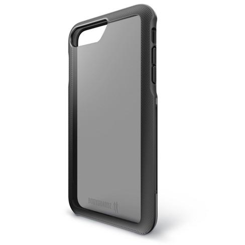 quality design 6d74c 00abd BodyGuardz iPhone 8 Plus/7 Plus/6s Plus/6 Plus Case - Black/Grey