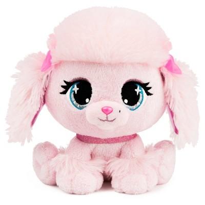 "GUND P.Lushes Pets Pinkie Monroe Poodle 6"" Stuffed Animal"