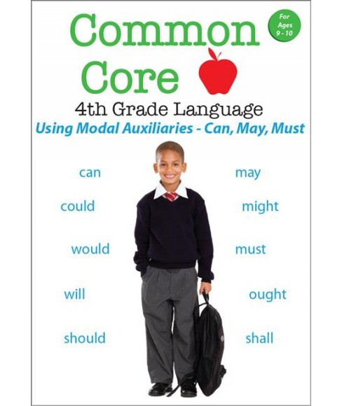4th Grade Language Using Modal Auxili (DVD) - image 1 of 1