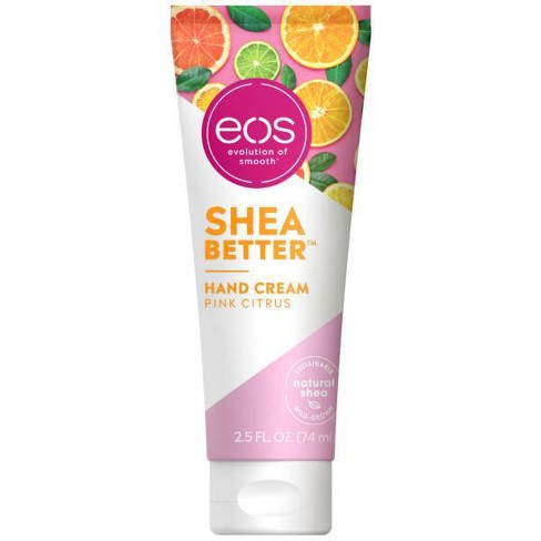 eos Shea Better Hand Cream - Pink Citrus - 2.5 fl oz - image 1 of 4