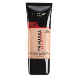 L'Oreal Paris Infallible Matte Foundation - 1.0 fl. oz