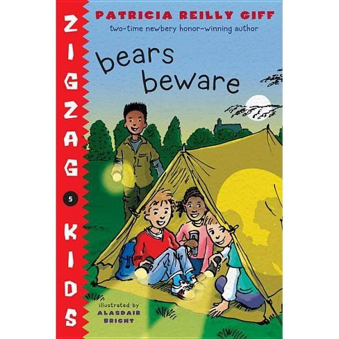 Bears Beware - (Zigzag Kids) by  Patricia Reilly Giff (Paperback) - image 1 of 1