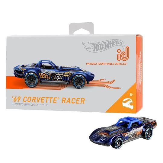 Hot Wheels id '69 Corvette Racer image number null