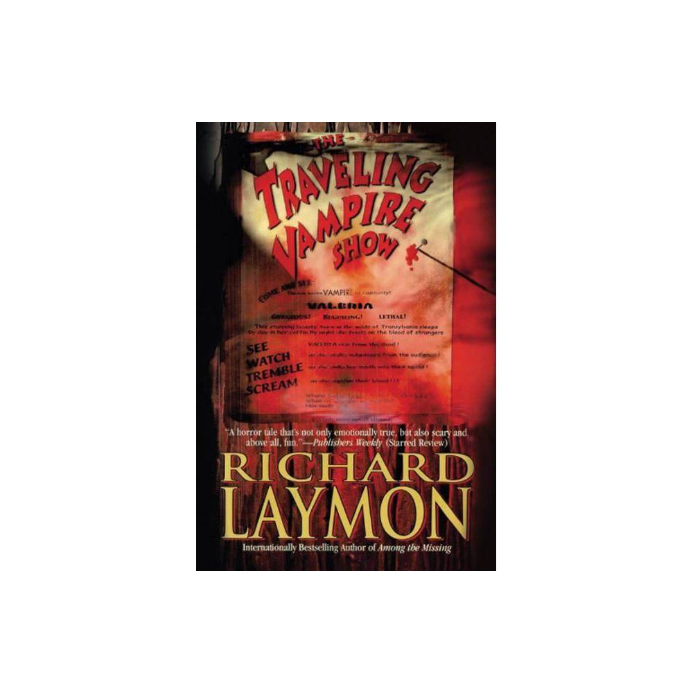 The Traveling Vampire Show By Richard Laymon Paperback