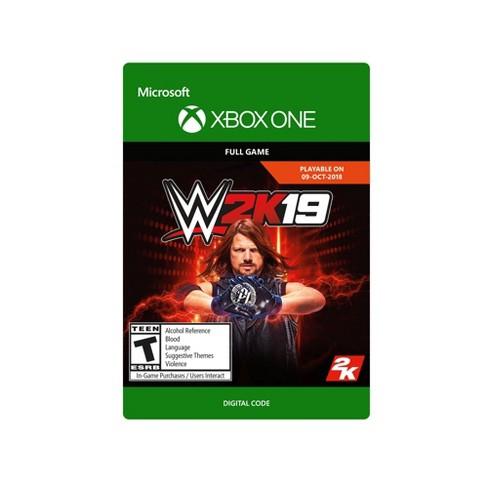 WWE 2K19 - Xbox One (Digital) - image 1 of 4
