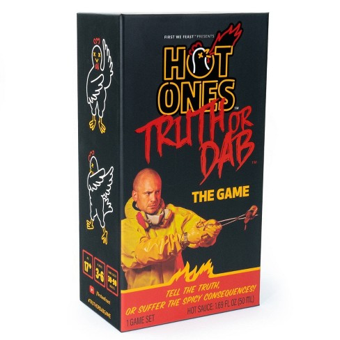 Hot Ones Truth or Dab the Game - image 1 of 3